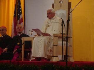 2008 Pope Visit - 52