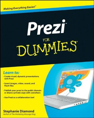 Prezi for dummies cover